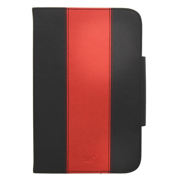 "TNB TAB7MAG1 чехол для планшета 7"", Black Red"