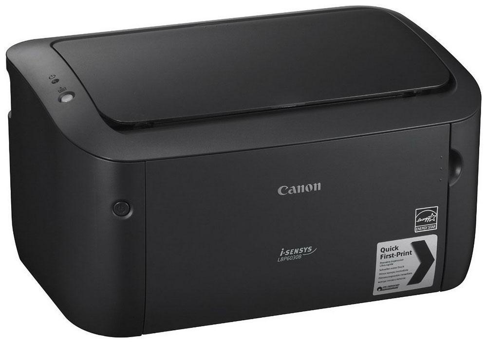 Canon i-Sensys LBP6030B, Black принтер8468B006Canon i-SENSYS LBP6030B Быстрый, компактный и энергоэффективный черно-белый лазерный принтер Доступный и компактный черно-белый лазерный принтер предназначен для персонального использования или небольшого офиса. Этот бесшумный и надежный принтер обладает повышенной энергоэффективностью и позволяет получать быстрые высококачественные результаты при низком уровне энергопотребления.