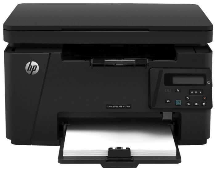 HP LaserJet Pro M125rnw (CZ178A) МФУ