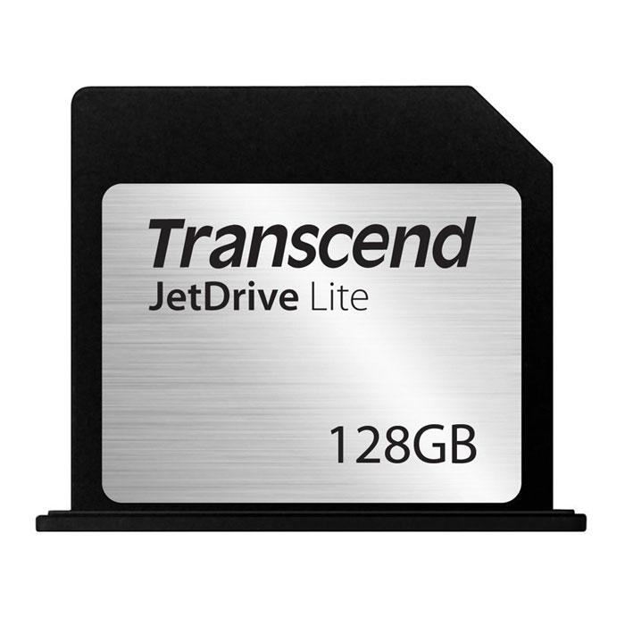 Transcend JetDrive Lite 350 128GB карта памяти для MacBook Pro (Retina) 15TS128GJDL350Transcend JetDrive Lite 350 - это простой и удобный способ снабдить свой MacBook дополнительный объемом памяти, не увеличивая вес компьютера. Чтобы моментально увеличить объем доступной дисковой памяти MacBook, необходимо лишь вставить карту JetDrive Lite в слот кардридера на боковой поверхности корпуса компьютера. Максимальная скорость считывания и записи карт JetDrive Lite может достигать 95 МБ/с и 60 МБ/с, соответственно. Эти карты идеально подходят для резервного копирования с помощью утилиты Time Machine, для хранения библиотек iTunes, а также для решения любых других схожих задач. Карты памяти Transcend JetDrive Lite имеют обтекаемый дизайн, который разрабатывается для каждой из моделей MacBook в отдельности, что позволяет выглядеть как органичный элемент корпуса компьютера. Все покупатели карт расширения памяти JetDrive Lite получают право на бесплатную загрузку эксклюзивного программного обеспечения Transcend JetDrive...