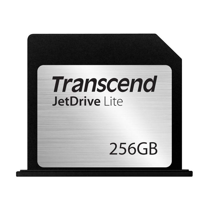 Transcend JetDrive Lite 350 256GB карта памяти для MacBook Pro (Retina) 15TS256GJDL350Transcend JetDrive Lite 350 - это простой и удобный способ снабдить свой MacBook дополнительный объемом памяти, не увеличивая вес компьютера. Чтобы моментально увеличить объем доступной дисковой памяти MacBook, необходимо лишь вставить карту JetDrive Lite в слот кардридера на боковой поверхности корпуса компьютера. Максимальная скорость считывания и записи карт JetDrive Lite может достигать 95 МБ/с и 60 МБ/с, соответственно. Эти карты идеально подходят для резервного копирования с помощью утилиты Time Machine, для хранения библиотек iTunes, а также для решения любых других схожих задач. Карты памяти Transcend JetDrive Lite имеют обтекаемый дизайн, который разрабатывается для каждой из моделей MacBook в отдельности, что позволяет выглядеть как органичный элемент корпуса компьютера. Все покупатели карт расширения памяти JetDrive Lite получают право на бесплатную загрузку эксклюзивного программного обеспечения Transcend JetDrive...
