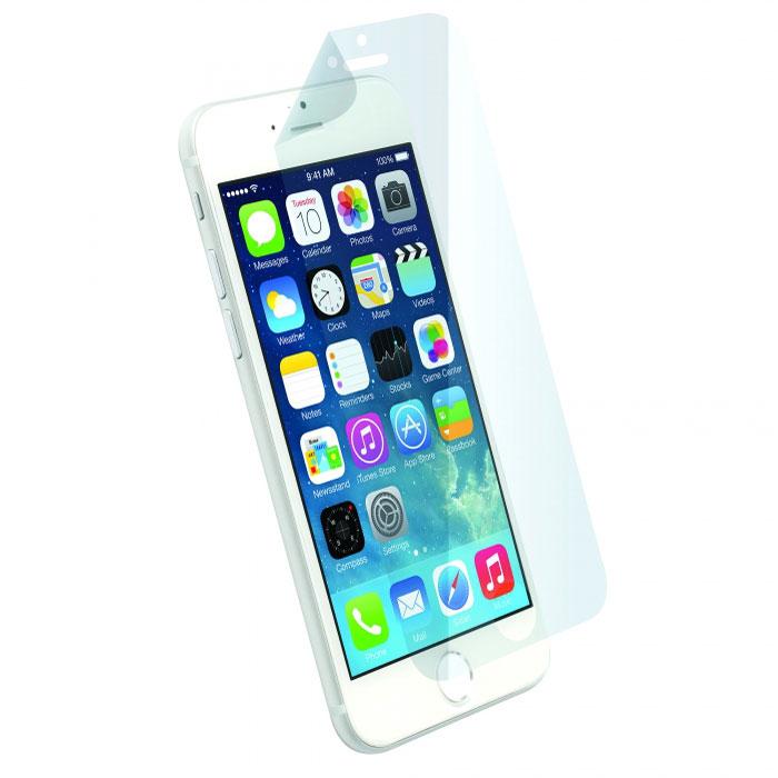 Harper SP-M IPH6 защитная пленка для Apple iPhone 6, матоваяSP-M IPH6Матовая защитная пленка Harper SP-M IPH6 для Apple iPhone 6. Изготовлена из многослойного материала РЕТ. Защищает экран от царапин и влаги, не деформируется со временем и не искажает изображение. В комплект входит все необходимое для установки пленки.