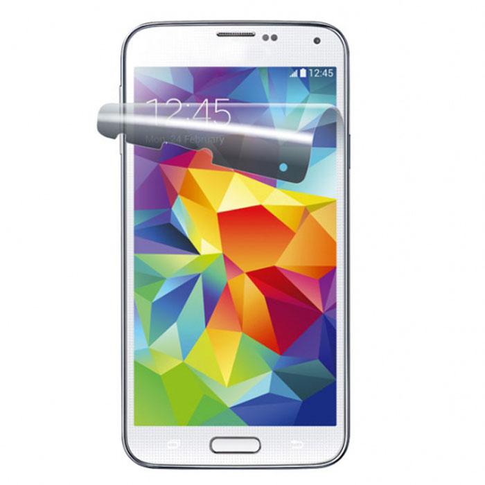 Harper SP-S GAL S5 защитная пленка для Samsung Galaxy S5, глянцеваяSP-S GAL S5Глянцевая защитная пленка Harper SP-S GAL S5 для Samsung Galaxy S5. Изготовлена из многослойного материала РЕТ. Защищает экран от царапин и влаги, не деформируется со временем и не искажает изображение. В комплект входит все необходимое для установки пленки.