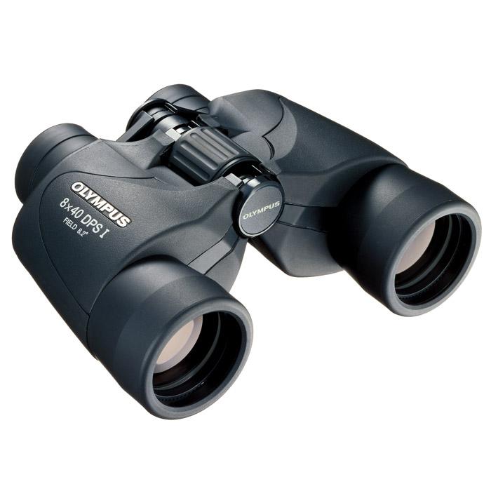 Olympus 8x40 DPS I бинокль8x40 DPS IБинокль Olympus DPS-I 8x40 позволит вам легко и просто насладиться красотой природы благодаря надежному высококачественному покрытию и полю обзора 65°. Простота в использовании - надежный стабильный захват С защитой от ультрафиолетовых лучей Широкий угол зрения - видимый угол 65 градусов Асферические линзы и призмы со сплошным антибликовым покрытием Удобный центральный диск для быстрой фокусировки Встроенная диоптрическая коррекция Реальный угол зрения: 8.2° Видимый угол зрения: 65.6° Максимальное расстояние от окуляра до глаз: 10-12 мм Расстояние между оптическими осями окуляров: 60-70 мм Покрытие линз: Однослойное покрытие