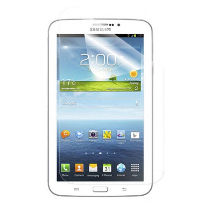 Harper SP-S GAL T защитная пленка для Samsung Galaxy Tab 4.0, глянцеваяSP-S GAL TЗащитная глянцевая пленка Harper SP-S GAL T для Samsung Galaxy Tab 4.0 изготовлена из многослойного материала РЕТ. Защищает экран от царапин и влаги, не деформируется со временем и не искажает изображение.
