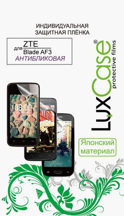Luxcase защитная пленка для ZTE Blade AF3, антибликовая