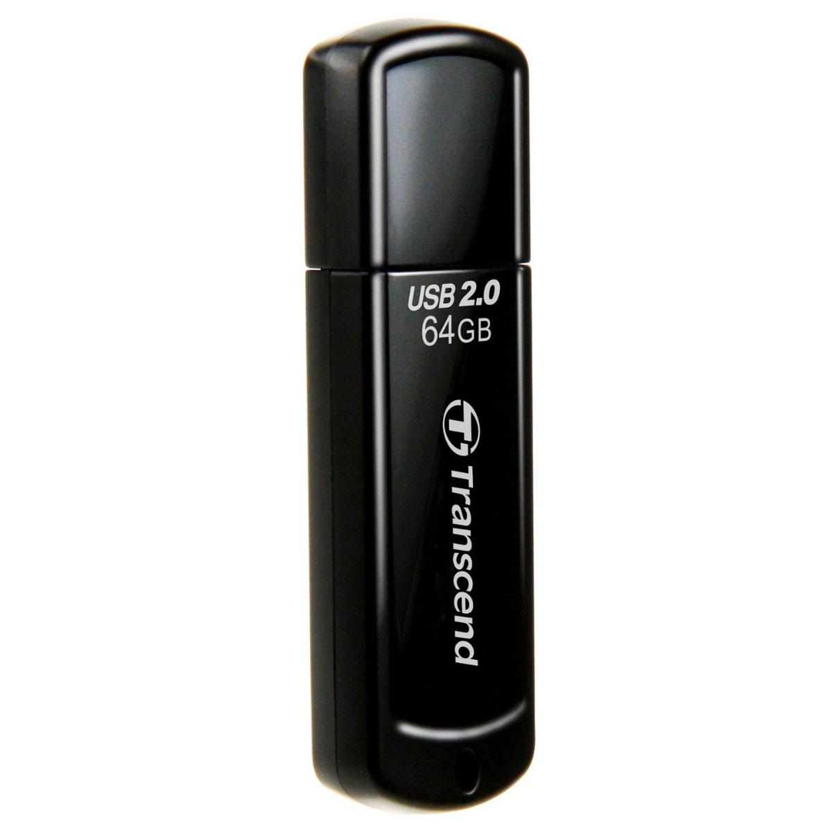 Transcend JetFlash 350 64GB USB-накопительTS64GJF350Флэш-накопитель Transcend JetFlash 350 - это устройство для хранения и переноса документации, фото, музыки и видео, которое с легкостью может поместиться у вас в кармане или кошельке. Это устройство выполнено в простом и элегантном корпусе из пластика, поэтому флешка станет не только надежным помощником, но и оригинальным аксессуаром.