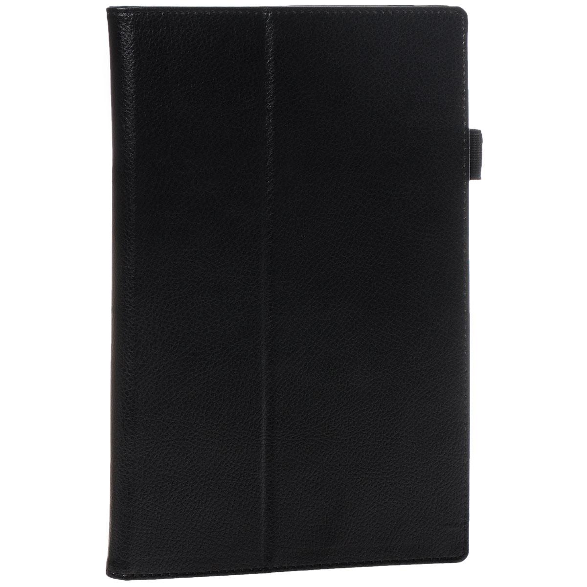 IT Baggage чехол для Nokia Lumia 2520, BlackITN25202-1IT Baggage чехол для Nokia Lumia 2520 - это стильный и лаконичный чехол, позволяющий сохранить планшет в идеальном состоянии. Надежно удерживая технику, чехол защищает корпус и дисплей от появления царапин, налипания пыли. Его также можно использовать как подставку для чтения или просмотра фильмов.