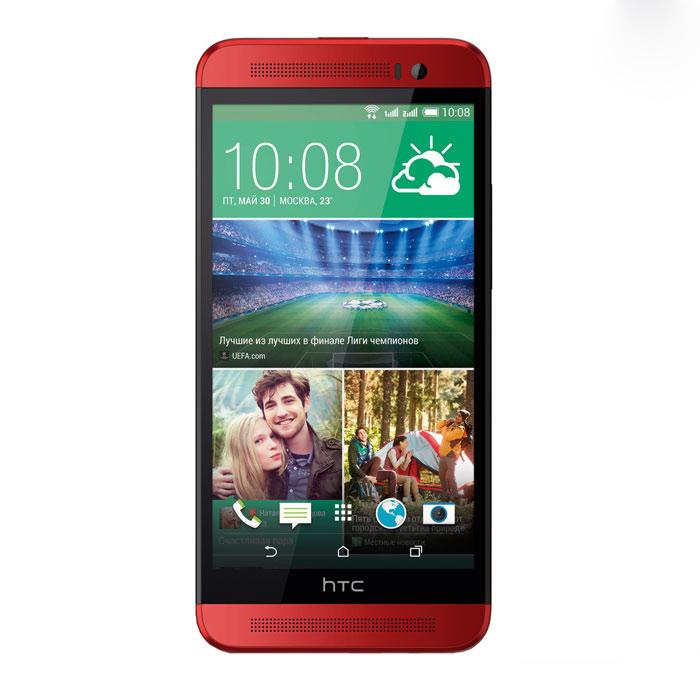 HTC One (E8) Dual Sim, Red