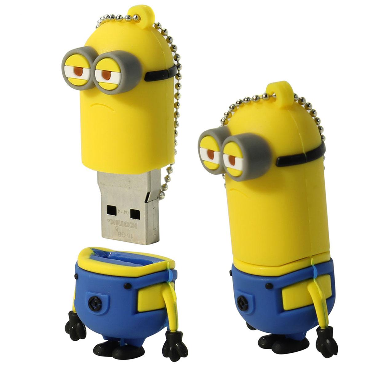 Iconik Миньон Кевин 16GB USB флеш-накопитель