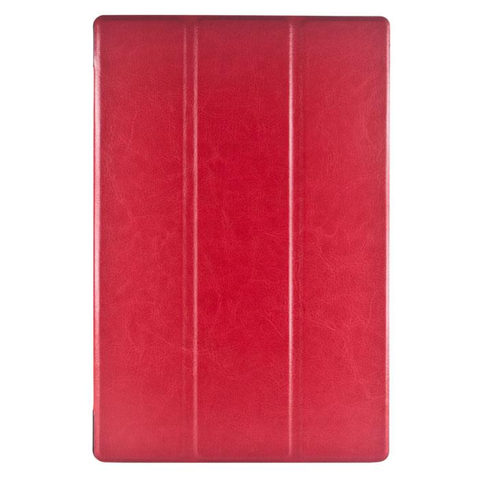 IT Baggage Hard Case чехол для планшета Sony Xperia TM Tablet Z4 10, RedITSYZ4-3IT Baggage Hard Case для Sony Xperia TM Tablet Z4 10 - удобный и надежный чехол для планшета, который надежно защищает ваше устройство от внешних воздействий, грязи, пыли, брызг. Также чехол поможет при ударах и падениях, смягчая их, и не позволяя образовываться на корпусе царапинам, потертостям. Кроме того, он будет незаменим при длительной транспортировке устройства.
