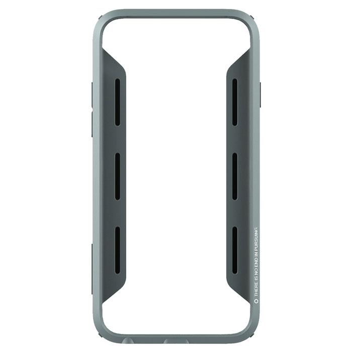 Nillkin Armor-Border Series чехол для Apple iPhone 6, BlackT-N-iPhone6-017Бампер Nillkin Armor-Border Series для Apple iPhone 6 выполнен из высококачественного поликарбоната. Он защищает боковые стороны вашего смартфона при падении. Благодаря выступающим частям спереди и сзади, данный чехол способен дополнительно уберечь от повреждений переднее стекло и заднюю крышку устройства. Бампер разработан специально для данной модели смартфона, поэтому идеально подходит по форме и размеру.