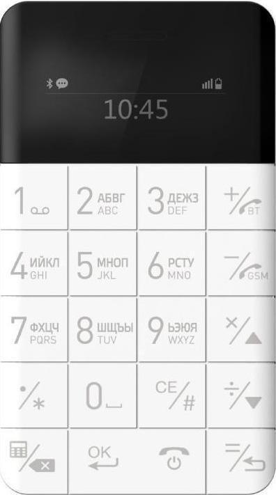 Zakazat.ru: Elari CardPhone, White