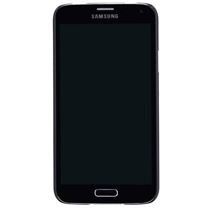 Nillkin Super Frosted Shield чехол для Samsung Galaxy S5, BlackT-N-SG900-002Чехол Nillkin Super Frosted Shield для Samsung Galaxy S5 изготовлен из экологически чистого поликарбоната путем высокотемпературной высокоточной формовки. Обе стороны чехла выполнены в соответствии с самой современной технологией изготовления матовых материалов, устойчивых к оседанию пыли, и покрыты краской, светящейся под воздействием ультрафиолета. Элегантный дизайн, чехол приятен на ощупь. Жесткость чехла предотвращает телефон от повреждений во время транспортировки. Размер чехла точно соответствует размеру телефона с четким соответствием всех функциональных отверстий. Вы можете использовать чехол, как вам будет удобно. Он изготовлен из цельной пластины методом загиба, износостойкий, устойчив к оседанию пыли, не скользит, устойчив к образованию отпечатков, легко чистится. Супертонкий Не скользит в руках