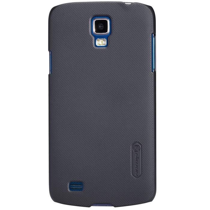 Nillkin Super Frosted Shield чехол для Samsung Galaxy S4 Active, BlackT-N-SI9295-002Чехол Nillkin Super Frosted Shield для Samsung Galaxy S4 Active изготовлен из экологически чистого поликарбоната путем высокотемпературной высокоточной формовки. Обе стороны чехла выполнены в соответствии с самой современной технологией изготовления матовых материалов, устойчивых к оседанию пыли, и покрыты краской, светящейся под воздействием ультрафиолета. Элегантный дизайн, чехол приятен на ощупь. Жесткость чехла предотвращает телефон от повреждений во время транспортировки. Размер чехла точно соответствует размеру телефона с четким соответствием всех функциональных отверстий. Вы можете использовать чехол, как вам будет удобно. Он изготовлен из цельной пластины методом загиба, износостойкий, устойчив к оседанию пыли, не скользит, устойчив к образованию отпечатков, легко чистится. Супертонкий Не скользит в руках