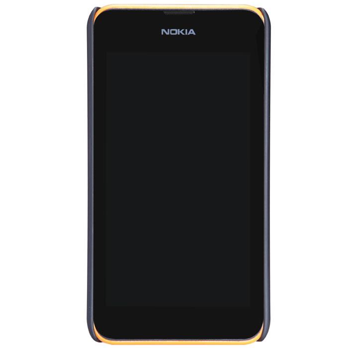 Nillkin Super Frosted Shield чехол для Nokia Lumia 530, BlackT-N-NL530-002Чехол Nillkin Super Frosted Shield для Nokia Lumia 530 изготовлен из экологически чистого поликарбоната путем высокотемпературной высокоточной формовки. Обе стороны чехла выполнены в соответствии с самой современной технологией изготовления матовых материалов, устойчивых к оседанию пыли, и покрыты краской, светящейся под воздействием ультрафиолета. Элегантный дизайн, чехол приятен на ощупь. Жесткость чехла предотвращает телефон от повреждений во время транспортировки. Размер чехла точно соответствует размеру телефона с четким соответствием всех функциональных отверстий. Вы можете использовать чехол, как вам будет удобно. Он изготовлен из цельной пластины методом загиба, износостойкий, устойчив к оседанию пыли, не скользит, устойчив к образованию отпечатков, легко чистится. Супертонкий Не скользит в руках