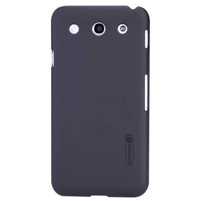 Nillkin Super Frosted Shield чехол для LG Optimus G Pro (E980/E988), BlackT-N-LGE980-002Чехол Nillkin Super Frosted Shield для LG Optimus G Pro (E980/E988) изготовлен из экологически чистого поликарбоната путем высокотемпературной высокоточной формовки. Обе стороны чехла выполнены в соответствии с самой современной технологией изготовления матовых материалов, устойчивых к оседанию пыли, и покрыты краской, светящейся под воздействием ультрафиолета. Элегантный дизайн, чехол приятен на ощупь. Жесткость чехла предотвращает телефон от повреждений во время транспортировки. Размер чехла точно соответствует размеру телефона с четким соответствием всех функциональных отверстий. Вы можете использовать чехол, как вам будет удобно. Он изготовлен из цельной пластины методом загиба, износостойкий, устойчив к оседанию пыли, не скользит, устойчив к образованию отпечатков, легко чистится. Супертонкий Не скользит в руках