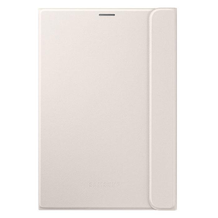 Samsung EF-BT715 Book Cover чехол для Galaxy Tab S2 8.0, WhiteEF-BT715PWEGRUЧехол-книжка Samsung BookCover для Galaxy Tab S2 8.0. Сочетая в себе превосходную надежность и комфорт, этот чехол-книжка идеально подходит для ежедневного использования. Защищая от ударов и царапин, он обеспечивает максимум удобства при работе с планшетом, а его современный дизайн подчеркивает ваш безупречный стиль. Используя чехол-книжку Samsung BookCover, вы можете разместить планшет в любом удобном для вас месте. Достаточно открыть чехол, сложить его в подставку, и вы готовы к комфортному набору текста, редактированию документов, просмотру фотографий и видео.