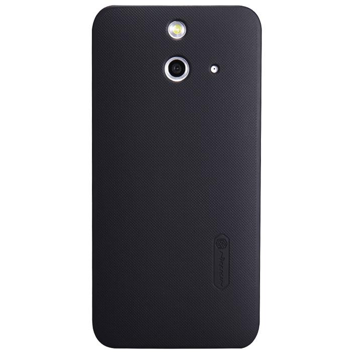 Nillkin Super Frosted Shield чехол для HTC One (E8), BlackT-N-HOE8-002Чехол Nillkin Super Frosted Shield для HTC One (E8) изготовлен из экологически чистого поликарбоната путем высокотемпературной высокоточной формовки. Обе стороны чехла выполнены в соответствии с самой современной технологией изготовления матовых материалов, устойчивых к оседанию пыли, и покрыты краской, светящейся под воздействием ультрафиолета. Элегантный дизайн, чехол приятен на ощупь. Жесткость чехла предотвращает телефон от повреждений во время транспортировки. Размер чехла точно соответствует размеру телефона с четким соответствием всех функциональных отверстий. Вы можете использовать чехол, как вам будет удобно. Он изготовлен из цельной пластины методом загиба, износостойкий, устойчив к оседанию пыли, не скользит, устойчив к образованию отпечатков, легко чистится. Супертонкий Не скользит в руках