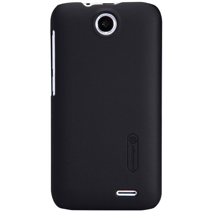 Nillkin Super Frosted Shield чехол для HTC Desire 310, BlackT-N-HD310W-002Чехол Nillkin Super Frosted Shield для HTC Desire 310 изготовлен из экологически чистого поликарбоната путем высокотемпературной высокоточной формовки. Обе стороны чехла выполнены в соответствии с самой современной технологией изготовления матовых материалов, устойчивых к оседанию пыли, и покрыты краской, светящейся под воздействием ультрафиолета. Элегантный дизайн, чехол приятен на ощупь. Жесткость чехла предотвращает телефон от повреждений во время транспортировки. Размер чехла точно соответствует размеру телефона с четким соответствием всех функциональных отверстий. Вы можете использовать чехол, как вам будет удобно. Он изготовлен из цельной пластины методом загиба, износостойкий, устойчив к оседанию пыли, не скользит, устойчив к образованию отпечатков, легко чистится. Супертонкий Не скользит в руках