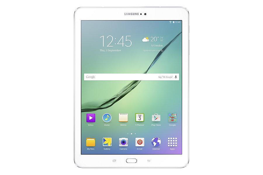 Samsung Galaxy Tab S 2 SM-T810, WhiteSM-T810NZWESERНе важно где вы находитесь, он будет всегда с вами. Легкий, тонкий, стильный – он решает любые задачи на лету, будь то офисная презентация и таблицы Excel или самые современные игры. Непревзойденный экран SuperAMOLED передаст все мельчайшие детали фотографии или видео с яркими реалистичными цветами. Не нужно компромиссов – живите легко с Samsung Galaxy Tab S2. Экран планшета Galaxy Tab S2 с соотношением сторон 4:3 обеспечивает идеальные условия для выполнения ваших офисных задач. Используйте обложку-клавиатуру с планшетом Galaxy Tab S2 как обычный компьютер, когда вам нужно работать с разными офисными документами. 8-мегапиксельная камера планшета Galaxy Tab S2 со светосильным объективом (f/1,9) позволяет делать яркие и четкие снимки и снимать видео даже при низком уровне освещенности. На контрастном и ярком экране с матрицей Super AMOLED, которая передает 94% цветов вы не упустите ни одной детали. Ваши данные под надежной защитой. Активируйте...