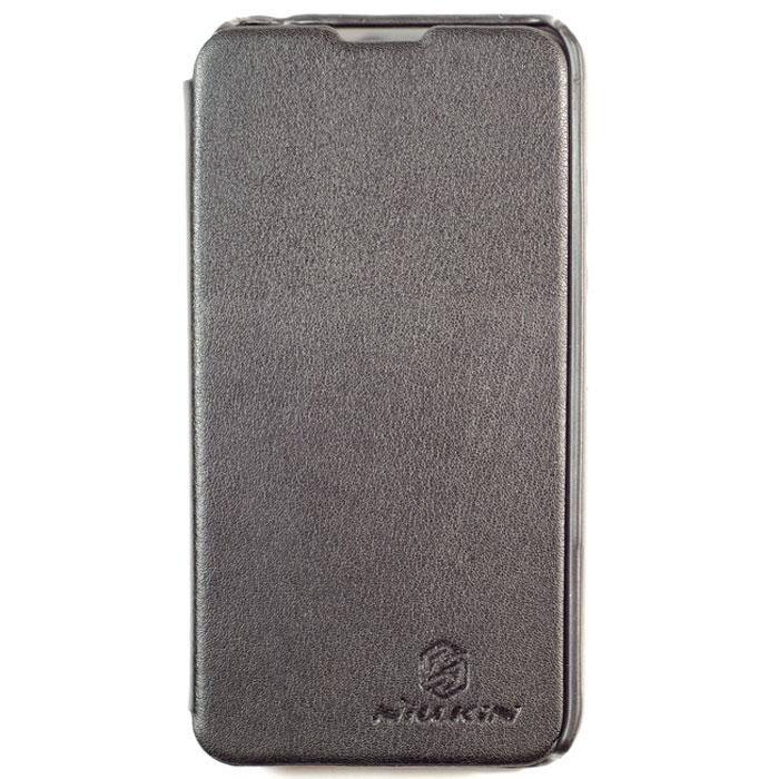 Nillkin Stylish Leather Case чехол для Xiaomi M2, BlackT-N-Xm2-004Чехол для смартфона Nillkin Stylish Leather Case для Xiaomi M2 изготовлен из из высококачественной искусственной кожи. Основа чехла состоит из поликарбоната. Он закрывает экран и заднюю поверхность вашего устройства, при этом оставляет в свободном доступе камеру и все технологические разъемы.
