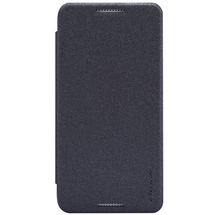 Nillkin Sparkle Leather Case чехол для HTC Desire 610, BlackT-N-HD610-009Чехол Nillkin Sparkle Leather Case для HTC Desire 610 выполнен из высококачественного поликарбоната и искуственной кожи. Он надежно фиксирует и защищает смартфон при падении. Обеспечивает свободный доступ ко всем разъемам и элементам управления.