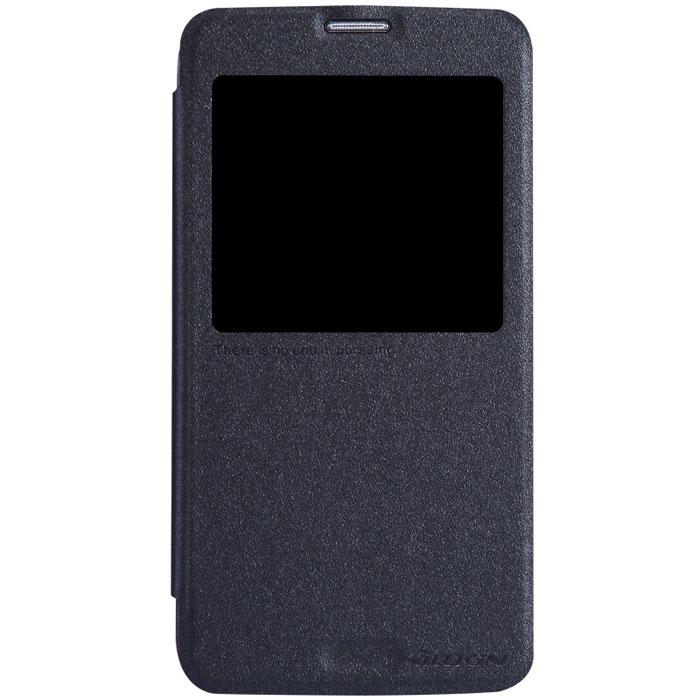 Nillkin Sparkle Leather Case чехол для Samsung Galaxy S5, BlackT-N-SG900-011Чехол Nillkin Sparkle Leather Case для Samsung Galaxy S5 изготовлен из высококачественной искусственной кожи с перламутровым покрытием. Основа чехла состоит из поликарбоната. Благодаря чувствительному материалу, из которого выполнено функциональное окно, отсутствует необходимость открывать чехол для того, чтобы ответить на вызов, проверить время, воспользоваться камерой или любой другой функцией. Очень удобно и практично. Ультратонкий Водостойкий Противоскользящий Функциональность: умный сон, автопробуждение