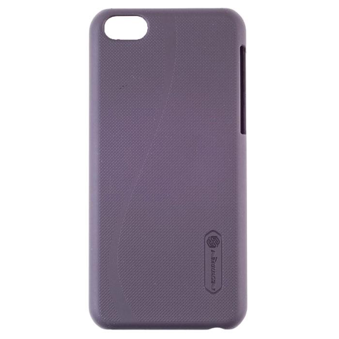 Nillkin Super Frosted Shield чехол для iPhone 5c, BlackT-N-Iphone5C-001Чехол Nillkin Super Frosted Shield для iPhone 5c изготовлен из экологически чистого поликарбоната путем высокотемпературной высокоточной формовки. Обе стороны чехла выполнены в соответствии с самой современной технологией изготовления матовых материалов, устойчивых к оседанию пыли, и покрыты краской, светящейся под воздействием ультрафиолета. Элегантный дизайн, чехол приятен на ощупь. Жесткость чехла предотвращает телефон от повреждений во время транспортировки. Размер чехла точно соответствует размеру телефона с четким соответствием всех функциональных отверстий. Вы можете использовать чехол, как вам будет удобно. Он изготовлен из цельной пластины методом загиба, износостойкий, устойчив к оседанию пыли, не скользит, устойчив к образованию отпечатков, легко чистится.