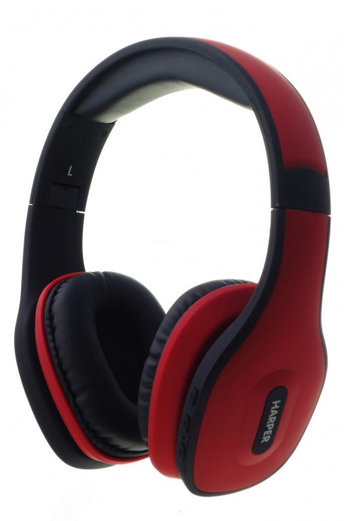 Harper HB-401, Red беспроводные наушникиHB-401 RedВеликолепный стильный дизайн Harper HB-401 не только прекрасно выглядит, но и, благодаря использованию качественных материалов, очень надежен и прочен. Приятные мягкие амбушюры и оголовье не сильно давят на уши и обеспечивают отличный уровень комфорта. Наушники Harper HB-401 снабжены высококачественными динамиками, которые прекрасно справляются с воспроизведением музыки даже в очень высоком качестве. Bluetooth версии 4.0 обеспечивает прекрасное качество соединения и скорость передачи данных, что позволяет добиться великолепного качества звука.