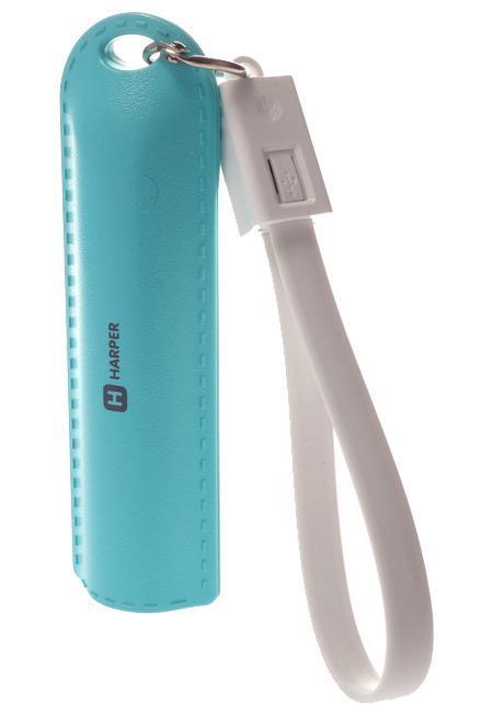 Harper PB-0012, Blue внешний аккумуляторPB-0012 blueHarper представляет внешний аккумулятор PB-0012. Универсальный аккумулятор комплектуется кабелем micro USB а также кабелем Lightning для зарядки различных устройств.