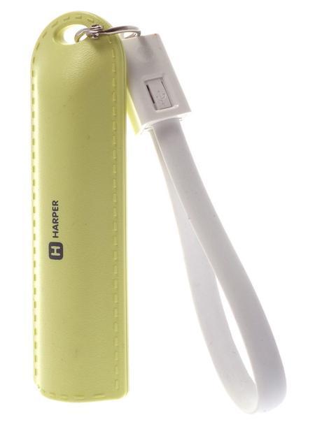 Harper PB-0012, Yellow внешний аккумулятор