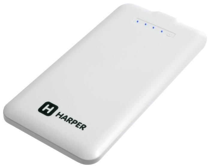 Harper PB-4008, White внешний аккумулятор
