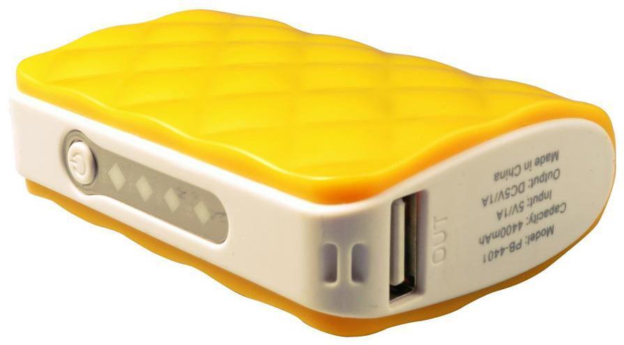 Harper PB-4401, Yellow внешний аккумулятор
