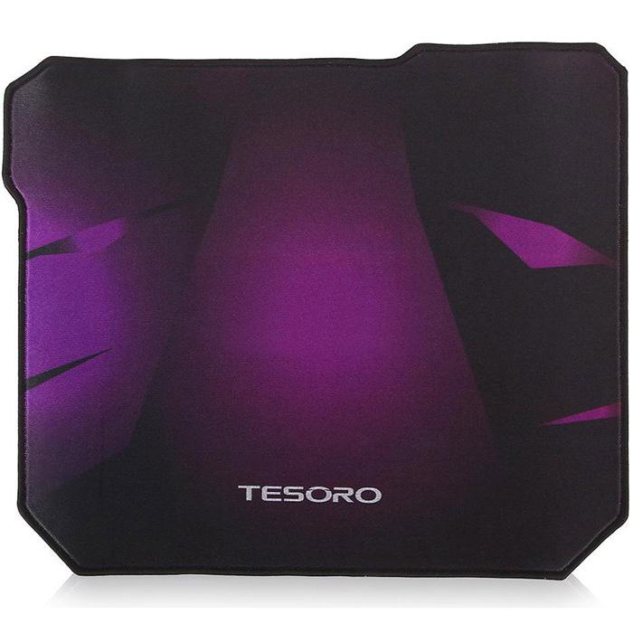Tesoro Aegis X4, Purple коврик для мыши0609132867200Tesoro Aegis X4 - высококачественный тканевый игровой коврик, обеспечивающий легкое скольжение и точное управление курсором. 3D поверхность коврика выполнена из мелкотекстурированной ткани, одинаково подходящей для работы и с оптическими, и с лазерными сенсорами. Края Tesoro Aegis X4 обшиты тканью, что гарантирует долговечность игровой поверхности. А темно-фиолетовые тона переливающегося Aegis будут украшать ваш стол в любое время дня и ночи. Тип поверхности: ультрагладкая Подошва: прорезиненная Поверхность: Speedкрай - тканевая обшивка