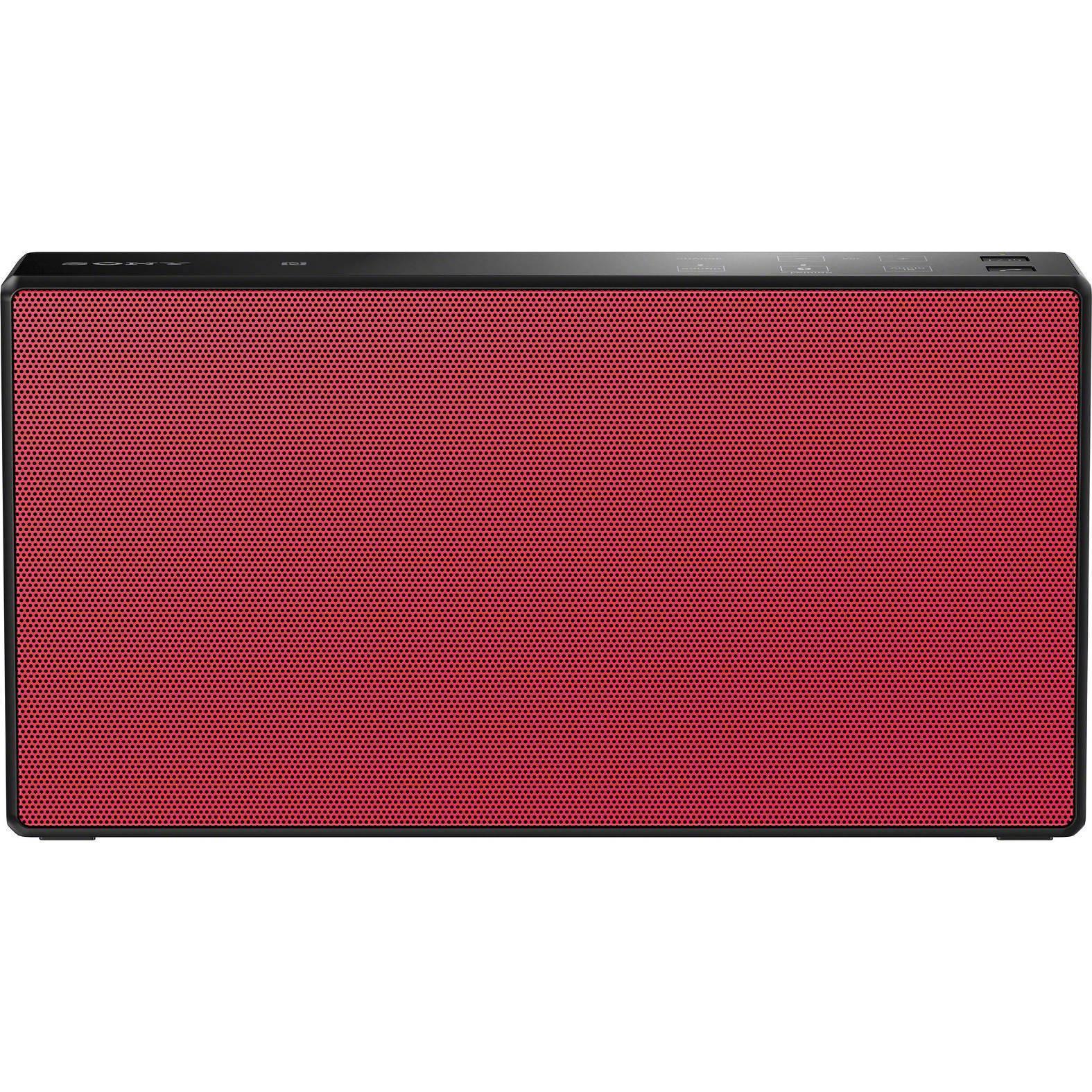 Sony SRS-X55, Red беспроводная акустическая система