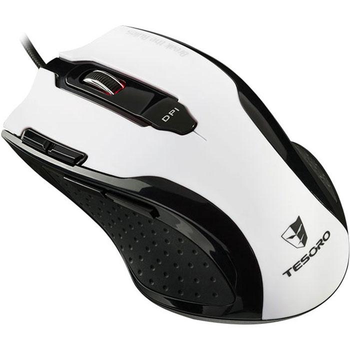 Tesoro Shrike TS-H2L, White игровая мышь