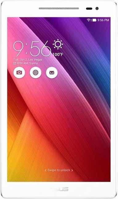 Asus ZenPad 8.0 Z380KL, White (90NP0242-M00430)