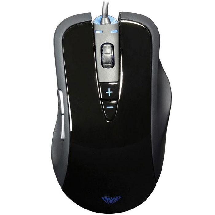 SmartBuy SBM-703G-K, Black проводная игровая мышь