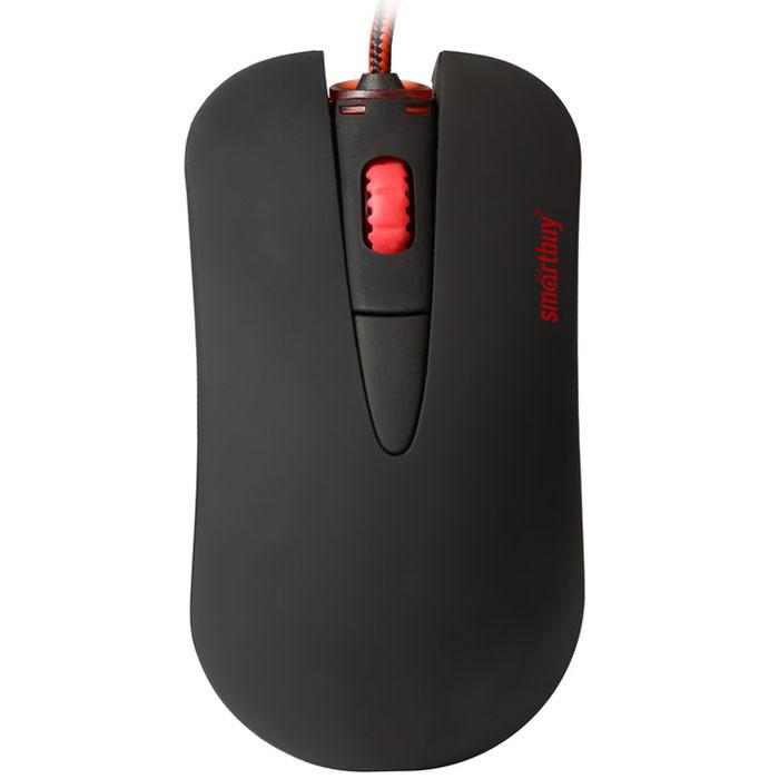 SmartBuy SBM-704G-K, Black проводная игровая мышь