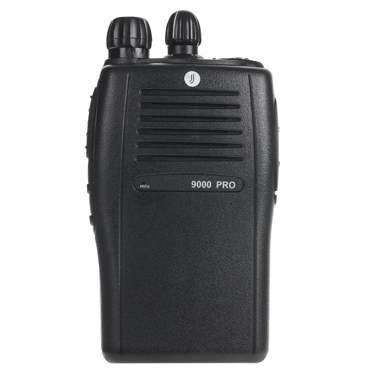 Радиостанция JJ-Connect 9000 PROWTF 735JJ-Connect 9000 PRO проста в эксплуатации и отлично подойдет для сотрудников охранных агентств или для использования на строительном объекте, Вы всегда можете рассчитывать на высокое качество связи и надежность. Радиостанция JJ-Connect 9000 PRO относится к универсальному классу - она может работать как в LPD, так и в PMR диапазоне. Рация имеет 16 программируемых каналов. Обладает прочным и долговечным корпусом. Радиостанция поддерживает функцию VOX (управляемое голосом начало трансляции) и отлично работает вместе с гарнитурами hands-free. Также Вы можете выбирать между режимами высокой/низкой мощности и осуществлять сканирование/мониторинг с отсечкой загруженных каналов. Переключаемые режимы уровня мощности; Сканирование/мониторинг каналов; 16 программируемых каналов памяти; Функция VOX; Поддержка гарнитур hands-free; Прочный водозащищенный корпус.