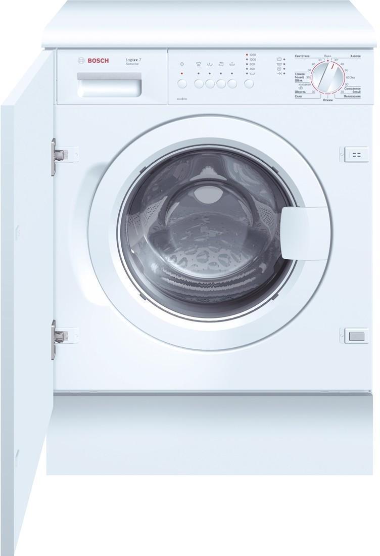 Bosch GmbH Bosch WIS 24140OE встраиваемая стиральная машина WIS24140OE