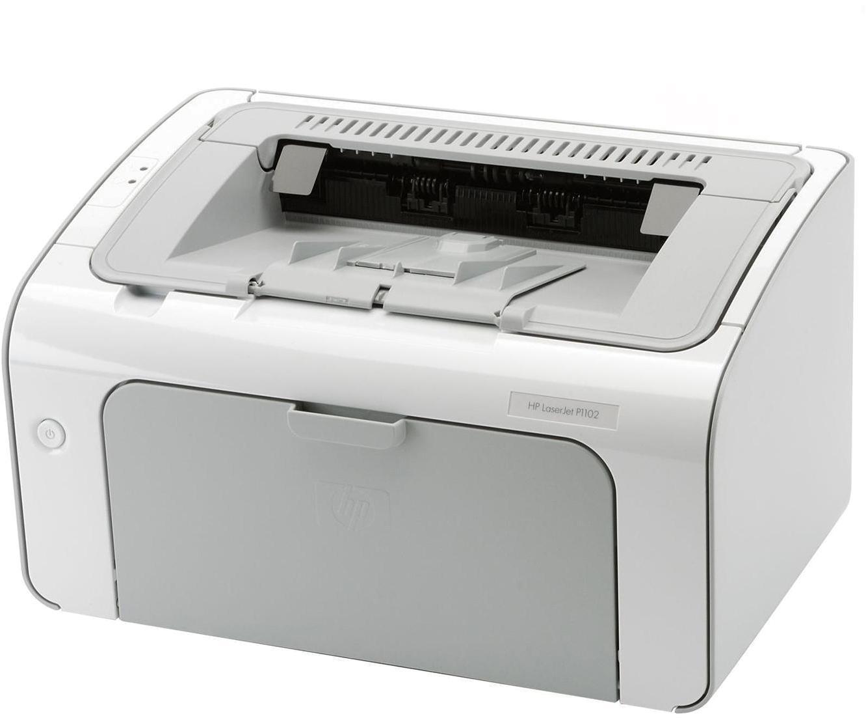 HP LaserJet Pro P1102 RU (CE651A) Принтер