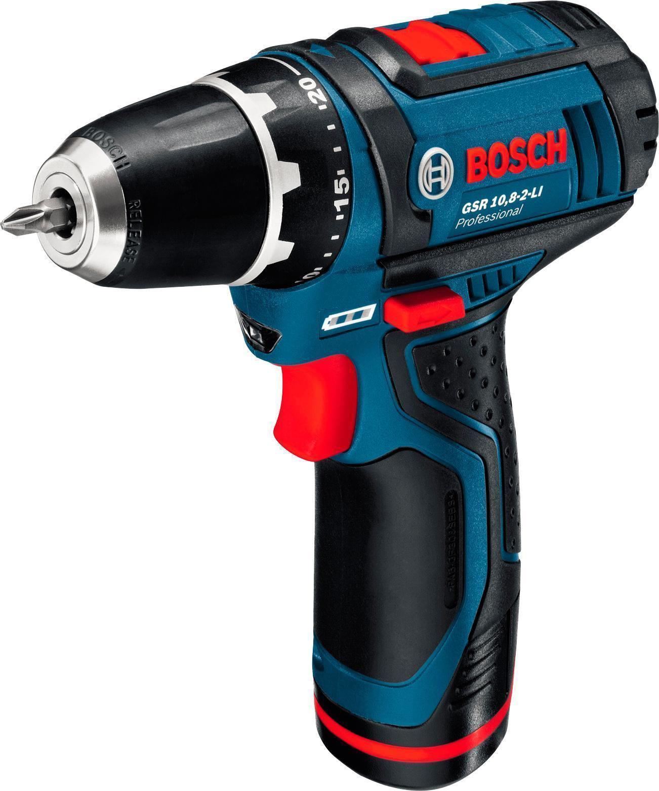 Набор аккумуляторных инструментов 3-в-1 Bosch Professional G02 0615990G02 ( 0615990G02 )