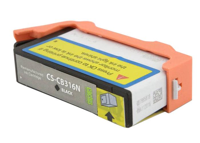 Cactus CS-CB316N, Black струйный картридж для HP PhotoSmart B8553/C5383/C6383/D5463/5510CS-CB316NКартридж Cactus CS-CB316N для струйных принтеров HP. Расходные материалы Cactus для монохромной печати максимизируют характеристики принтера. Обеспечивают повышенную чёткость чёрного текста и плавность переходов оттенков серого цвета и полутонов, позволяют отображать мельчайшие детали изображения. Обеспечивают надежное качество печати.