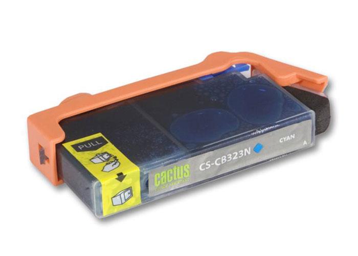 Cactus CS-CB323N, Cyan струйный картридж для HP PhotoSmart B8553/C5383/C6383/D5463/5510CS-CB323NКартридж Cactus CS-CB323N для струйных принтеров HP PhotoSmart. Расходные материалы Cactus для печати максимизируют характеристики принтера. Обеспечивают повышенную четкость изображения и плавность переходов оттенков и полутонов, позволяют отображать мельчайшие детали изображения. Обеспечивают надежное качество печати.
