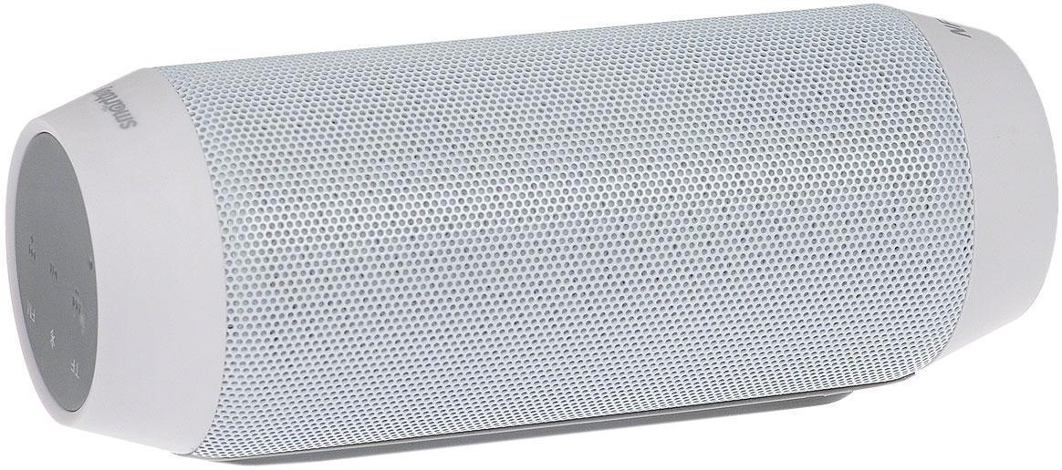 SmartBuy Tuber SBS-3705, White портативная Bluetooth-колонка