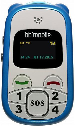 "BB-mobile K0030L ""Светлячок"", Blue"