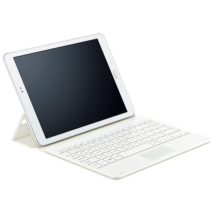 Samsung BookCover EJ-FT810 клавиатура-чехол для Galaxy Tab S2 9,7, White