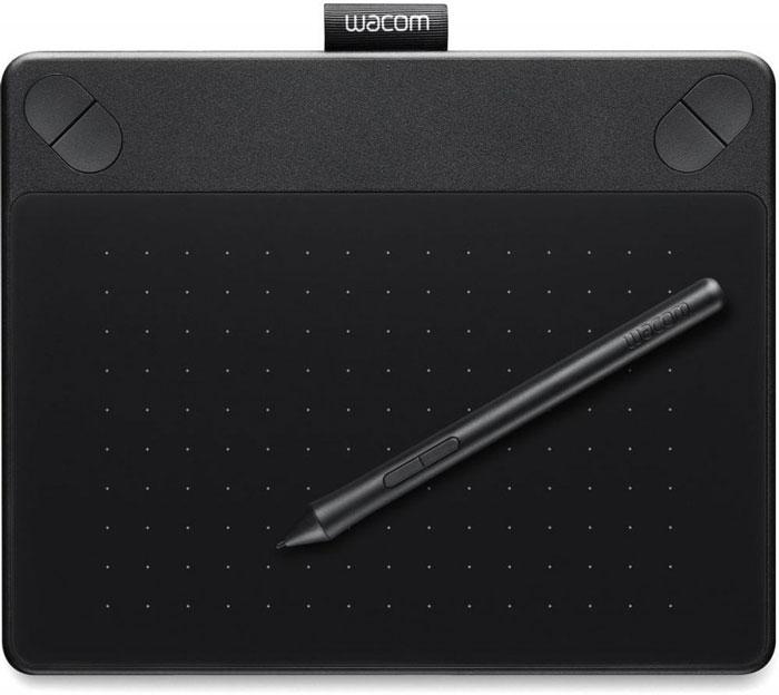 Wacom Intuos Comic PT S, Black графический планшет (CTH-490CK-N)